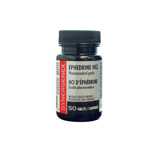 is ephedrine hcl a steroid
