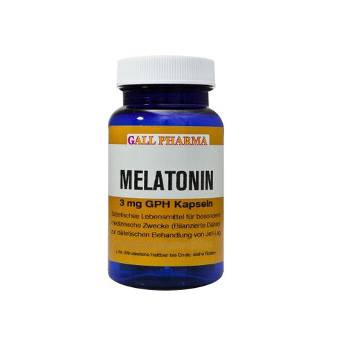 Melatonin 3 mg, Melatonin kaufen, Melatonin rezeptfrei, Melatonin Tabletten