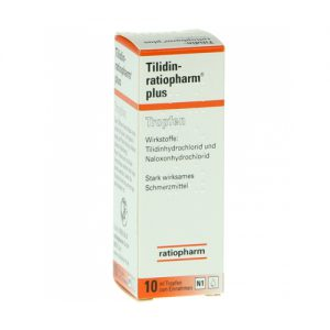 Tilidin-Tropfen, Schmerzmittel rezeptfrei, ko-tropfen bestellen, ko-tropfen kaufen