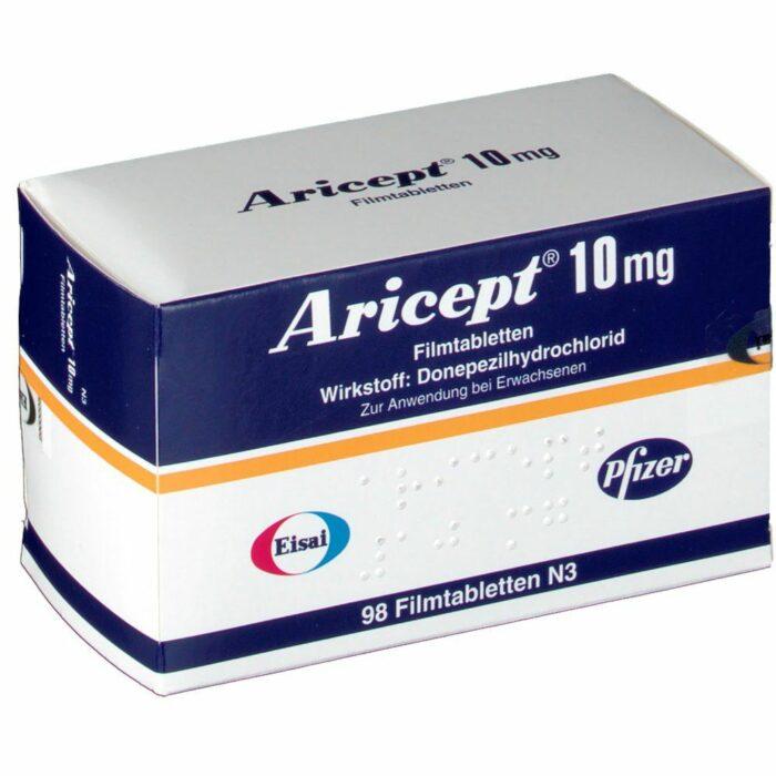 Aricept 10 mg