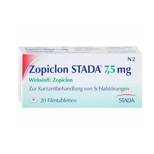 Schlaftabletten rezeptfrei, Zopiclon kaufen, Zopiclon rezeptfrei