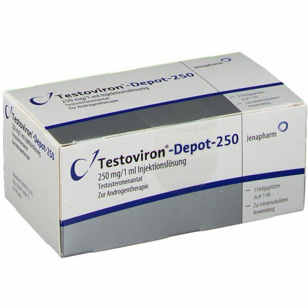 Testoviron Depot