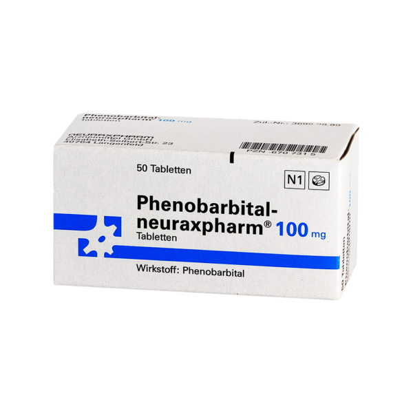 Phenobarbitel Neuraxpharm