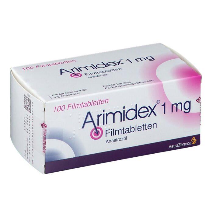 Arimidex 1 mg 100